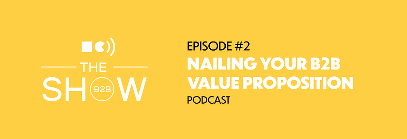 Pivoting a business with John Barron, Sales & Marketing Director, Vennetics | Squaredot B2B Marketing | The B2B Show podcast