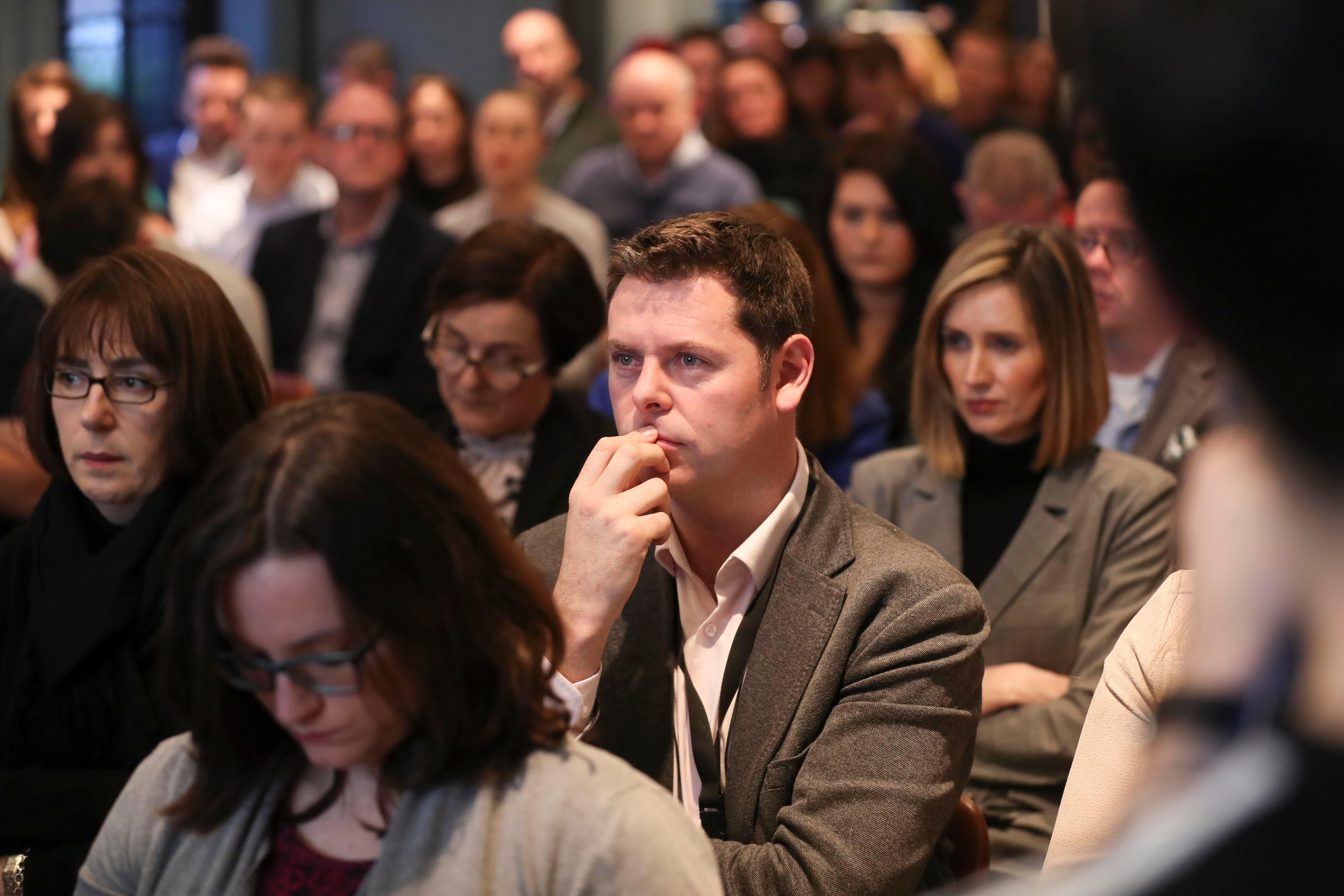 Launch of the Irish B2B Digital Marketing Survey 2020 Report - Squaredot and MII