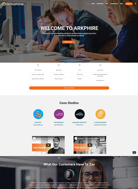 Arkphire_original-website