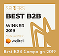 SPIDERS 2019 Best-B2B