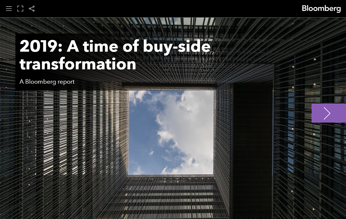 a tima of buy-side transformation