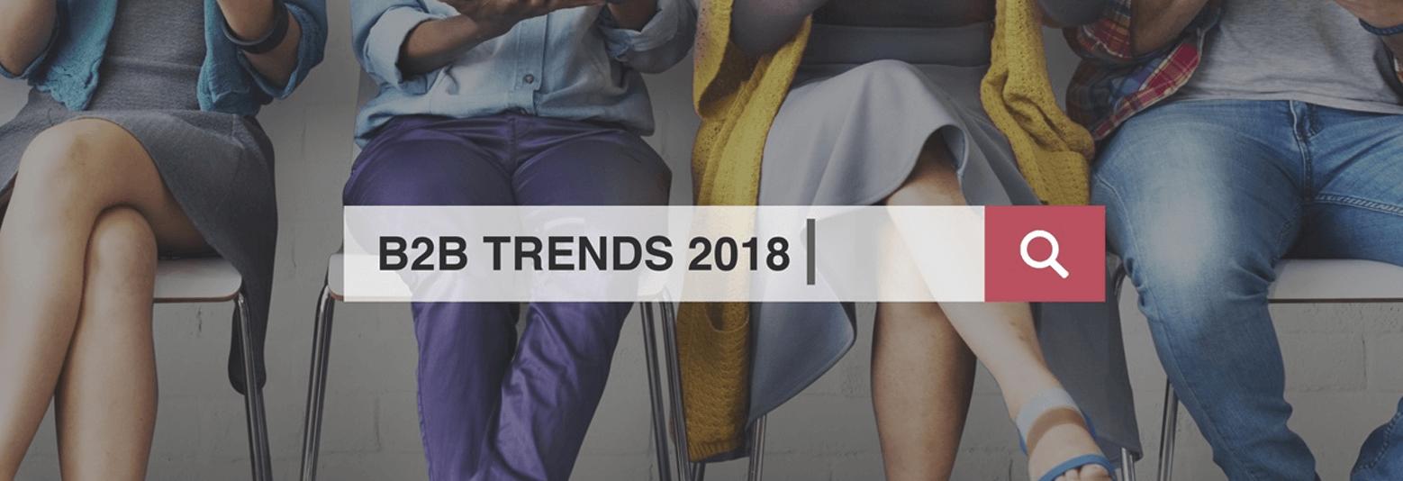2018 Irish Marketing Trends | Squaredot B2B Marketing