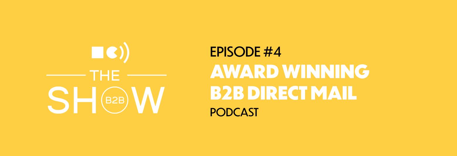 Squaredot | The B2B Show | Peter Whelehan - DMCM
